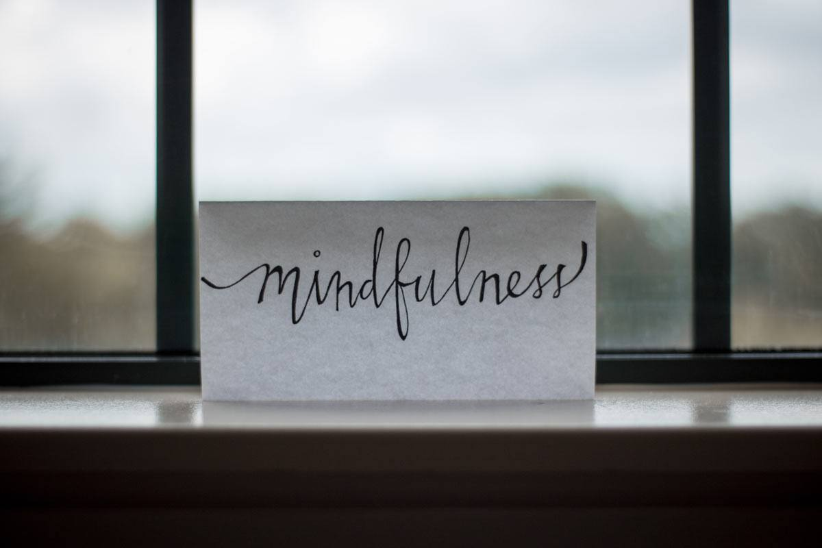 Dealing With Stress - Mindfulness
