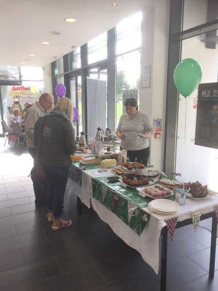 Macmillan Coffee Morning At The Grove Theatre