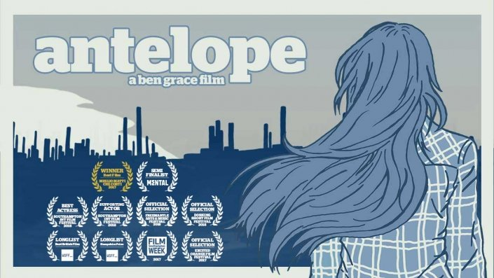 Antelope - Short Film About Mental Ill Health