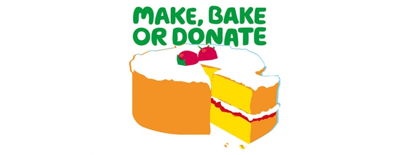 Make, Bake or Donate For Macmillan