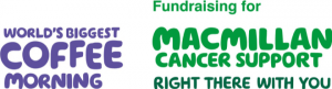 World's Biggest Macmillan Coffee Morning